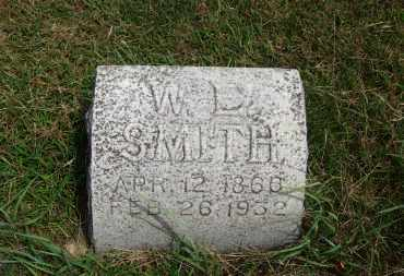 SMITH, W.E. - Pontotoc County, Oklahoma | W.E. SMITH - Oklahoma Gravestone Photos