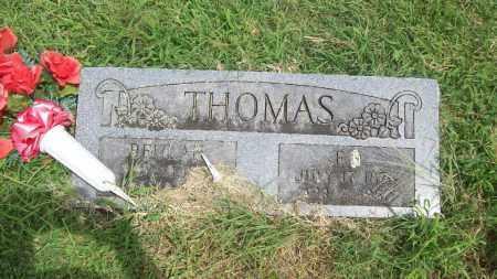 THOMAS, ED - Pontotoc County, Oklahoma | ED THOMAS - Oklahoma Gravestone Photos
