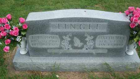 "TINGLE, E.T.  ""TOM"" - Pontotoc County, Oklahoma 