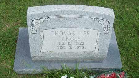 TINGLE, THOMAS L. - Pontotoc County, Oklahoma | THOMAS L. TINGLE - Oklahoma Gravestone Photos