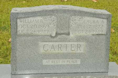 CARTER, LAURA A. - Pottawatomie County, Oklahoma | LAURA A. CARTER - Oklahoma Gravestone Photos