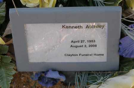 "ATCHLEY, KENNETH HAROLD JR.  ""KENNY"" - Pushmataha County, Oklahoma 