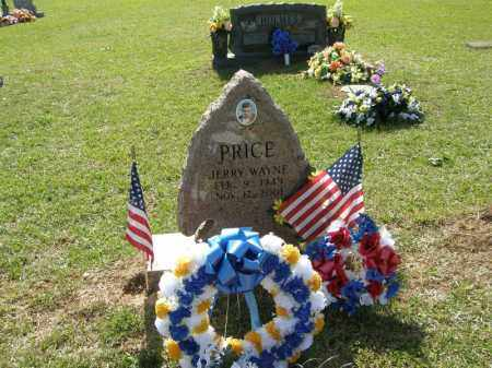 PRICE, JERRY WAYNE - Pushmataha County, Oklahoma | JERRY WAYNE PRICE - Oklahoma Gravestone Photos