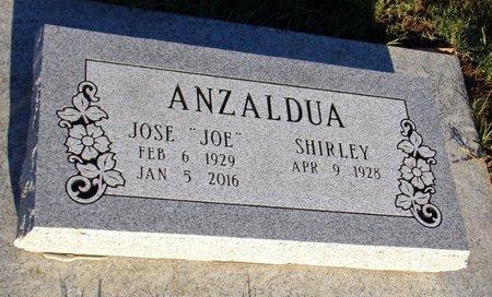 ANZALDUA, JOSE - Rogers County, Oklahoma | JOSE ANZALDUA - Oklahoma Gravestone Photos