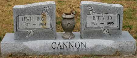 CANNON, LEWIS ROSS - Rogers County, Oklahoma | LEWIS ROSS CANNON - Oklahoma Gravestone Photos