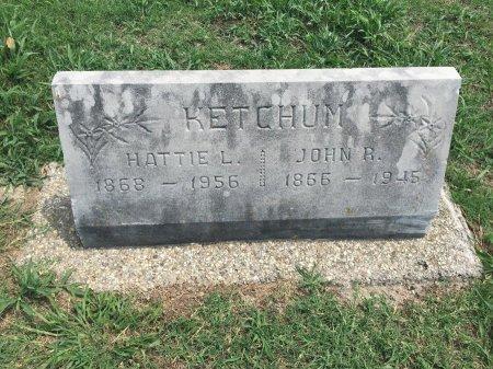 KETCHUM, JOHN REDMOND - Rogers County, Oklahoma   JOHN REDMOND KETCHUM - Oklahoma Gravestone Photos