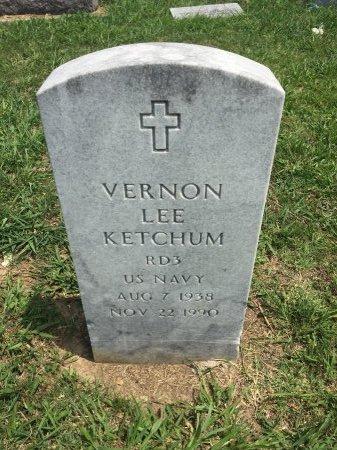 KETCHUM, VERNON LEE - Rogers County, Oklahoma | VERNON LEE KETCHUM - Oklahoma Gravestone Photos