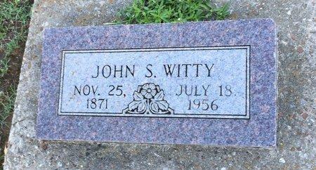 WITTY, JOHN - Rogers County, Oklahoma | JOHN WITTY - Oklahoma Gravestone Photos