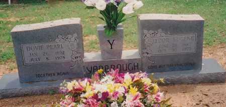 YARBROUGH, EDDIE EUGENE - Seminole County, Oklahoma   EDDIE EUGENE YARBROUGH - Oklahoma Gravestone Photos