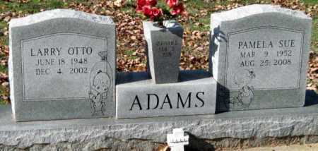 ADAMS, LARRY OTTO - Sequoyah County, Oklahoma | LARRY OTTO ADAMS - Oklahoma Gravestone Photos