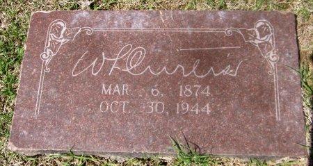 CURTIS, W L - Sequoyah County, Oklahoma | W L CURTIS - Oklahoma Gravestone Photos