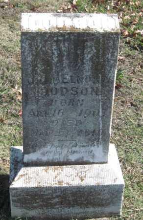 DODSON, JOHN HASKELL - Sequoyah County, Oklahoma | JOHN HASKELL DODSON - Oklahoma Gravestone Photos