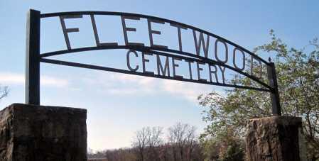 * FLEETWOOD SIGN,  - Sequoyah County, Oklahoma |  * FLEETWOOD SIGN - Oklahoma Gravestone Photos