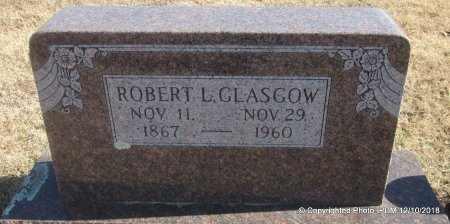 GLASGOW, ROBERT L - Sequoyah County, Oklahoma | ROBERT L GLASGOW - Oklahoma Gravestone Photos