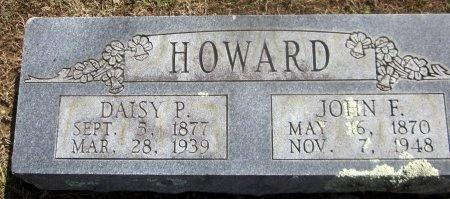 HOWARD, JOHN F - Sequoyah County, Oklahoma | JOHN F HOWARD - Oklahoma Gravestone Photos