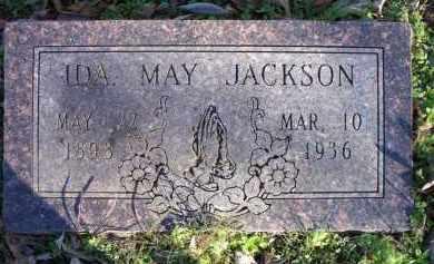 JACKSON, IDA MAE - Sequoyah County, Oklahoma | IDA MAE JACKSON - Oklahoma Gravestone Photos