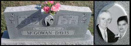 "DAVIS, WILLIAM JEFFERSON ""BILL"" - Sequoyah County, Oklahoma | WILLIAM JEFFERSON ""BILL"" DAVIS - Oklahoma Gravestone Photos"