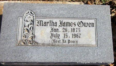 OWENS, MARTHA - Sequoyah County, Oklahoma | MARTHA OWENS - Oklahoma Gravestone Photos