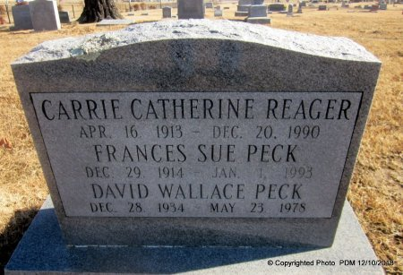 PECK, DAVID WALLACE - Sequoyah County, Oklahoma | DAVID WALLACE PECK - Oklahoma Gravestone Photos