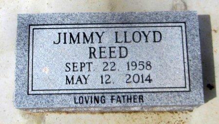 REED, JIMMY LLOYD - Sequoyah County, Oklahoma | JIMMY LLOYD REED - Oklahoma Gravestone Photos