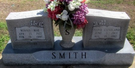 SMITH, MINNIE MAE - Sequoyah County, Oklahoma | MINNIE MAE SMITH - Oklahoma Gravestone Photos