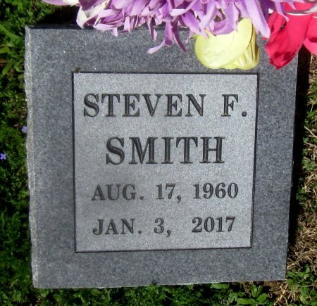 SMITH, STEVEN F - Sequoyah County, Oklahoma | STEVEN F SMITH - Oklahoma Gravestone Photos
