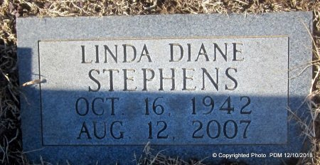 STEPHENS, LINDA DIANE - Sequoyah County, Oklahoma | LINDA DIANE STEPHENS - Oklahoma Gravestone Photos