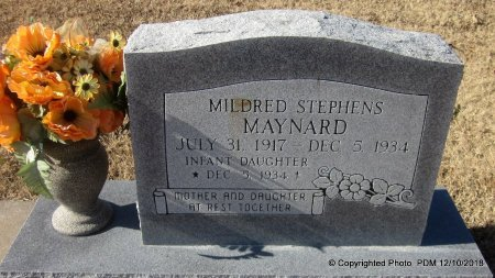 STEPHENS, MILDRED - Sequoyah County, Oklahoma | MILDRED STEPHENS - Oklahoma Gravestone Photos
