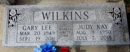 THORMAN WILKINS, JUDY KAY - Sequoyah County, Oklahoma   JUDY KAY THORMAN WILKINS - Oklahoma Gravestone Photos