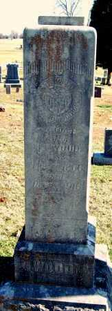 BROWN WOOD, SYNTHA EVALINE - Sequoyah County, Oklahoma | SYNTHA EVALINE BROWN WOOD - Oklahoma Gravestone Photos