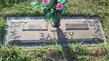 BAILEY, HAZEL B. - Stephens County, Oklahoma | HAZEL B. BAILEY - Oklahoma Gravestone Photos