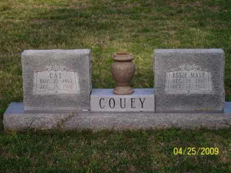 COUEY, ESSIE MAYE - Stephens County, Oklahoma | ESSIE MAYE COUEY - Oklahoma Gravestone Photos