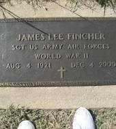 FINCHER, JAMES LEE - Stephens County, Oklahoma   JAMES LEE FINCHER - Oklahoma Gravestone Photos