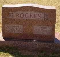 ROGERS, TRUDIE - Stephens County, Oklahoma | TRUDIE ROGERS - Oklahoma Gravestone Photos