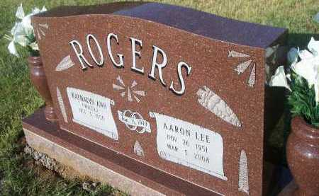 ROGERS, KATHALYN A. WELL - Stephens County, Oklahoma | KATHALYN A. WELL ROGERS - Oklahoma Gravestone Photos