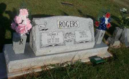 ROGERS, COLEMAN J. - Stephens County, Oklahoma | COLEMAN J. ROGERS - Oklahoma Gravestone Photos