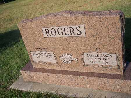 ROGERS, JASPER J. - Stephens County, Oklahoma | JASPER J. ROGERS - Oklahoma Gravestone Photos