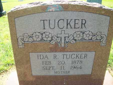 TUCKER, IDA R. - Stephens County, Oklahoma | IDA R. TUCKER - Oklahoma Gravestone Photos