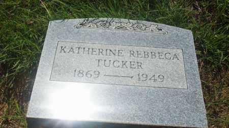 TUCKER, KATHERINE R. - Stephens County, Oklahoma   KATHERINE R. TUCKER - Oklahoma Gravestone Photos
