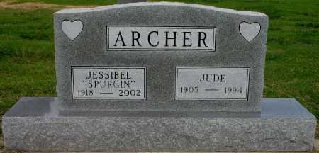 "ARCHER, WILLIAM JULIUS ""JUDE"" - Tulsa County, Oklahoma 