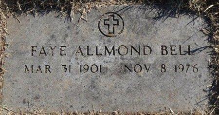 BELL, FAYE - Tulsa County, Oklahoma | FAYE BELL - Oklahoma Gravestone Photos