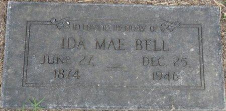 BELL, IDA MAE - Tulsa County, Oklahoma   IDA MAE BELL - Oklahoma Gravestone Photos