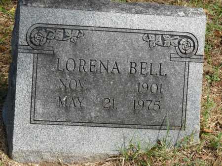 BELL, LORENA - Tulsa County, Oklahoma | LORENA BELL - Oklahoma Gravestone Photos