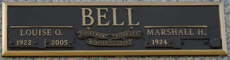BELL, MARSHALL HOMER JR. - Tulsa County, Oklahoma | MARSHALL HOMER JR. BELL - Oklahoma Gravestone Photos