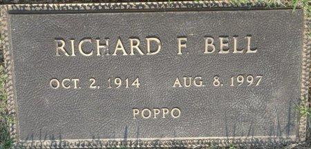 """BELL, RICHARD F """"POPPO"""" - Tulsa County, Oklahoma   RICHARD F """"POPPO"""" BELL - Oklahoma Gravestone Photos"""