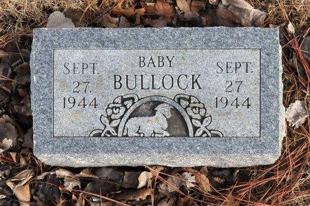 BULLOCK, BABY - Tulsa County, Oklahoma | BABY BULLOCK - Oklahoma Gravestone Photos