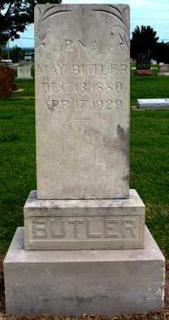 BUTLER, MAY - Tulsa County, Oklahoma | MAY BUTLER - Oklahoma Gravestone Photos