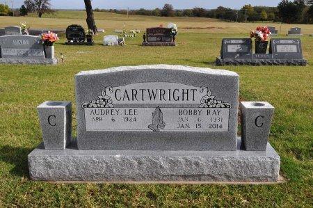 CARTWRIGHT, BOBBY RAY - Tulsa County, Oklahoma | BOBBY RAY CARTWRIGHT - Oklahoma Gravestone Photos