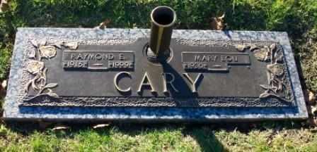BROWN CARY, MARY LOU - Tulsa County, Oklahoma | MARY LOU BROWN CARY - Oklahoma Gravestone Photos