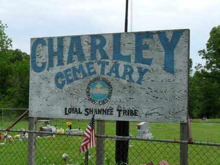 *CHARLEY, CEMETERY - Tulsa County, Oklahoma | CEMETERY *CHARLEY - Oklahoma Gravestone Photos